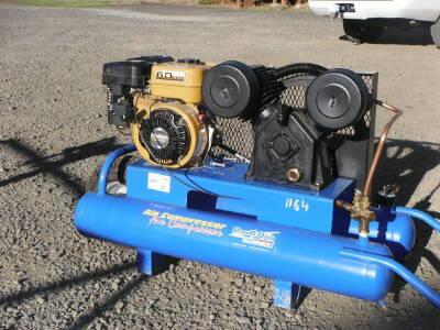 Powr Quip 6hp Air Compressor
