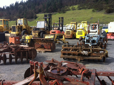 I-5 Auctions Heavy Equipment - Consign yours today!  Buy yours at auction!